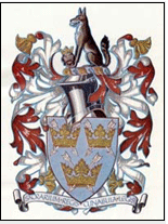 Borough of Bury St Edmunds coat of arms