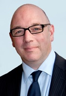 Ian Gallin, chief Executive