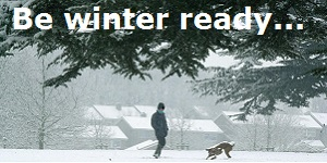 Be winter ready ... click on the image to find out more