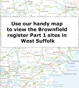 Brownfield register Part 1sites  map
