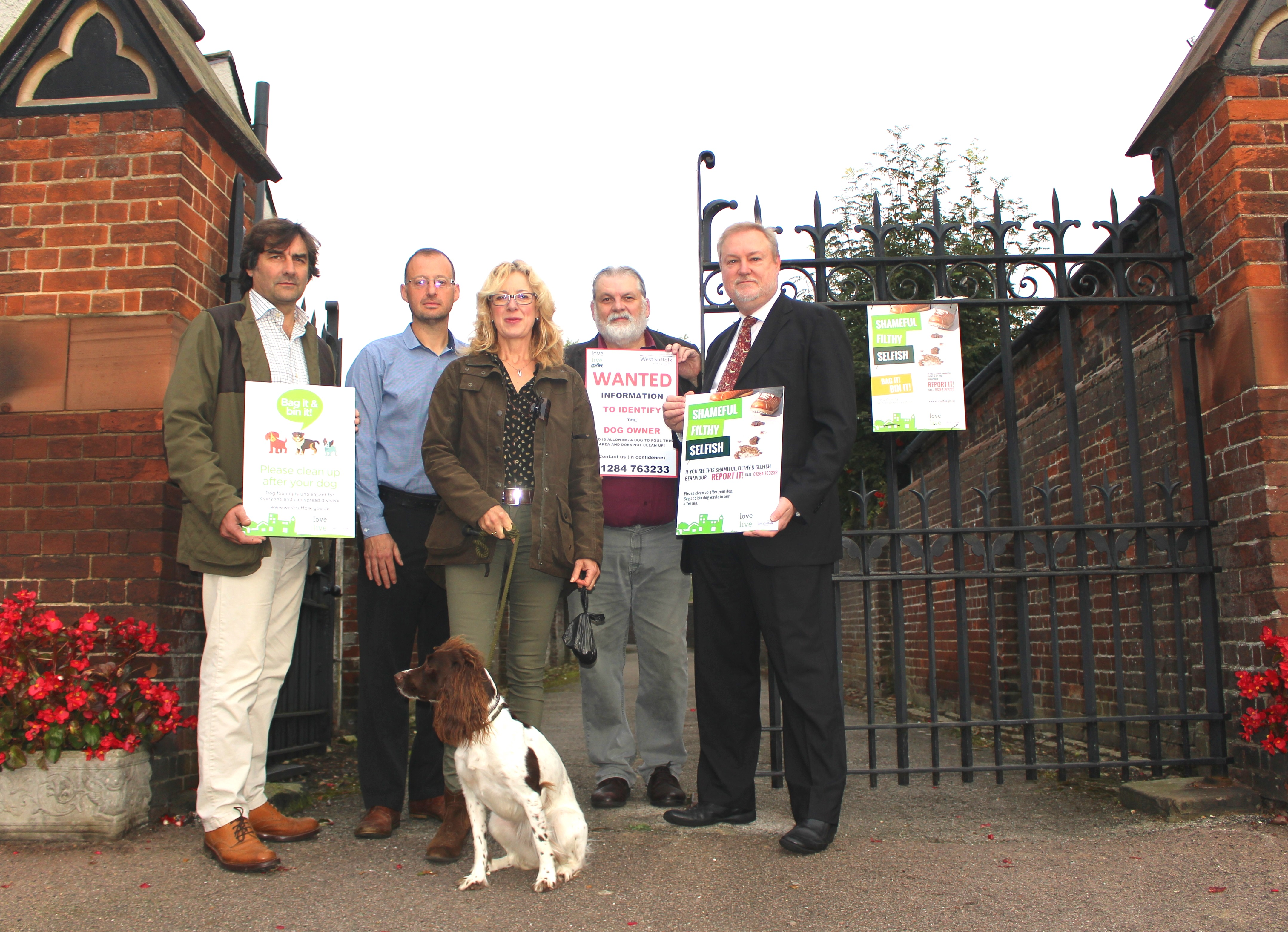 Communities helped to take lead on tackling dog fouling