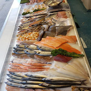 Crystal Waters Fishmonger