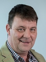James Waters, Leader Forest Heath District Council