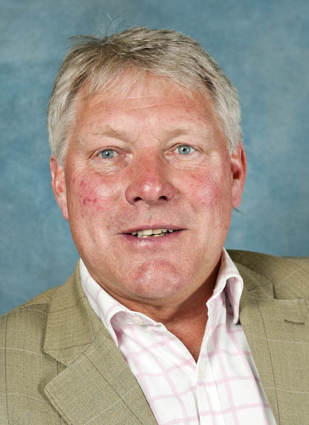 John Griffiths, Leader St Edmundsbury Borough Council