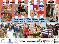 More details for the Love Your Market event
