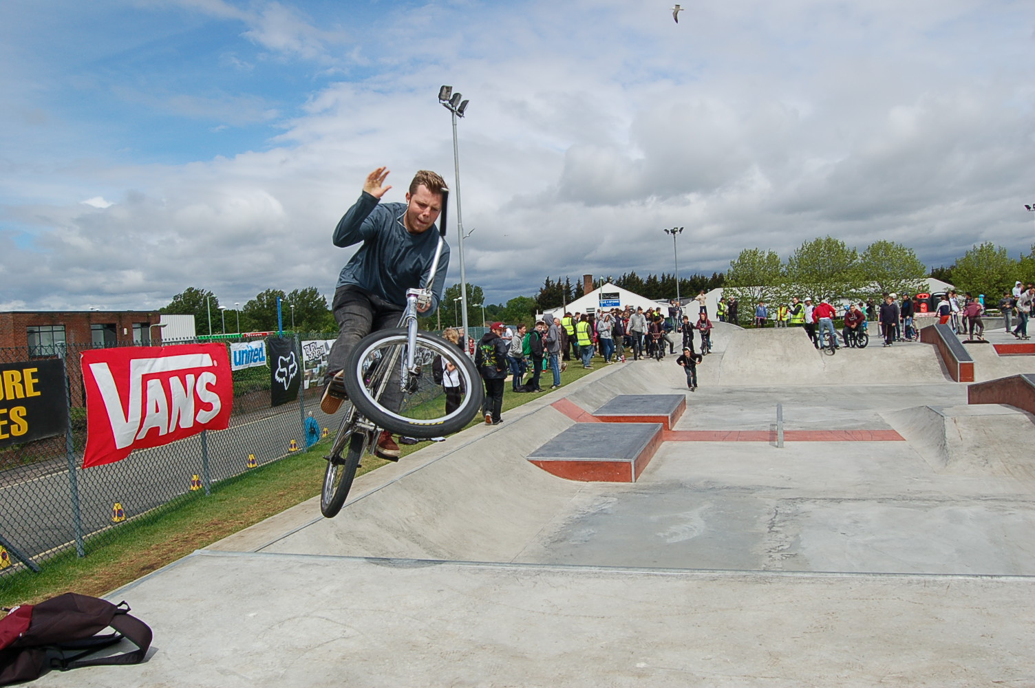 bury st edmunds skatepark opening   11 may 2014
