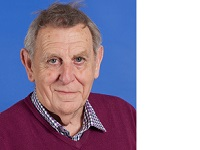 Cllr Bill Sadler who has passed away