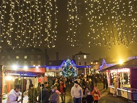 "Bury St Edmunds Christmas Fayre wins HolidayLettings ""UK's Best Christmas Market"" award"