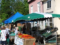 Clare Market returns after winter break