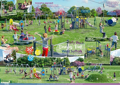 New play area to open next month in Mildenhall
