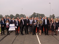 Representatives come together to officially open Bury St Edmunds Eastern Relief Road