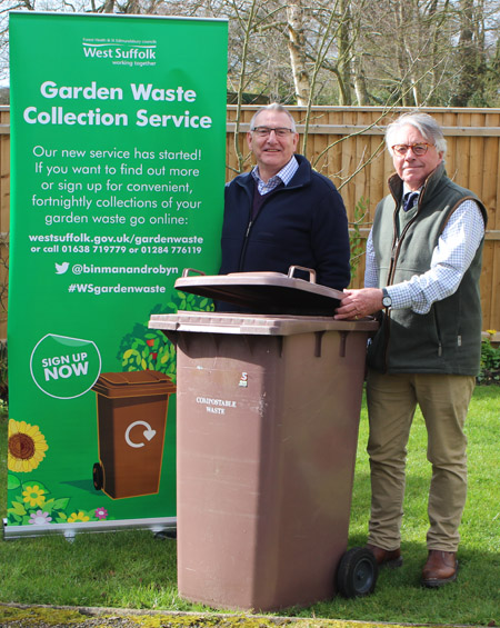 Renew your brown bin subscription ready for Spring