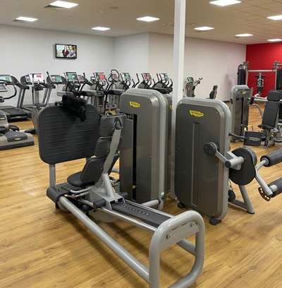 First phase of Brandon Leisure Centre's £2 million upgrade complete