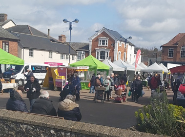 Don't stall, shop local and stay COVID safe as more on the markets from 12 April
