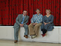 A warm future for village hall  secured through grants