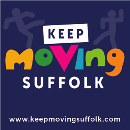 Let's Keep Moving Suffolk - New resources available to support people keeping active during Covid-19 pandemic