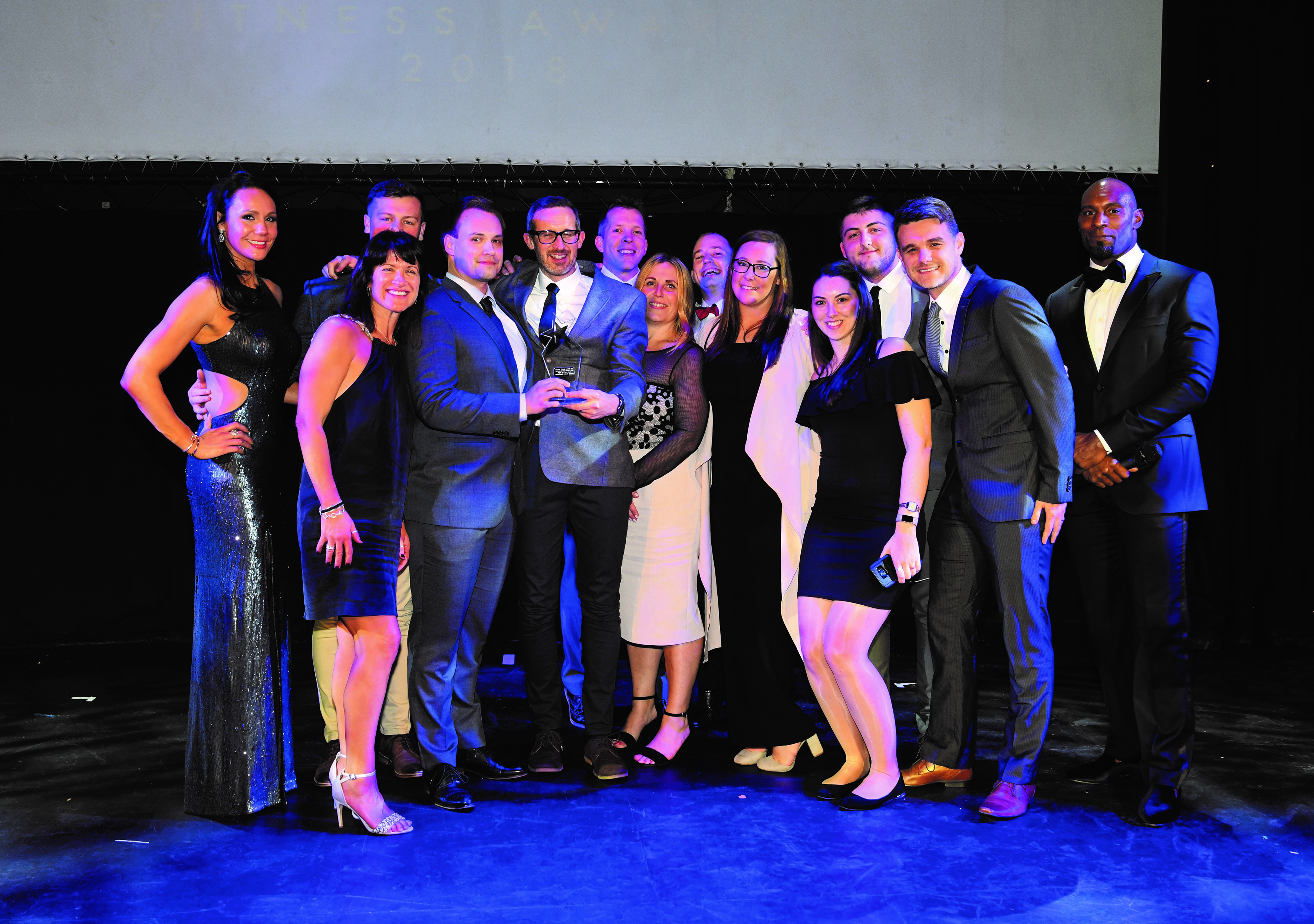 Newmarket Leisure Centre wins national recognition at prestigious fitness industry awards ceremony.