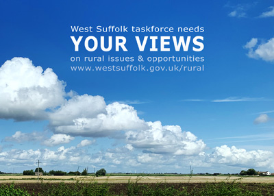 Special taskforce survey seeks YOUR evidence to help tackle rural issues