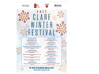 Details of first Winter Festival in Clare, Suffolk