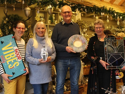 New businesses set to launch at Christmas Fayre