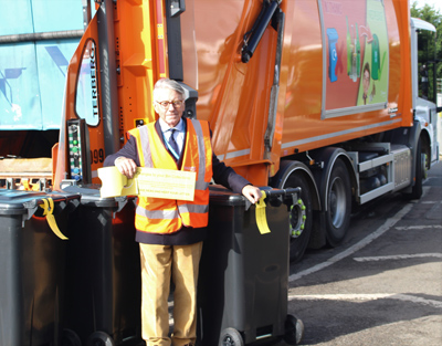 Bin day changes coming up in West Suffolk