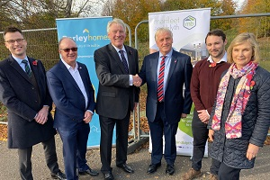 Contract signed on new Barley Homes site for Haverhill