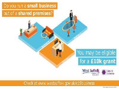 Final few days for small businesses to apply for grant